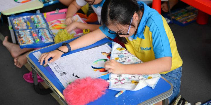 Art Class Singapore – National Day Promotion